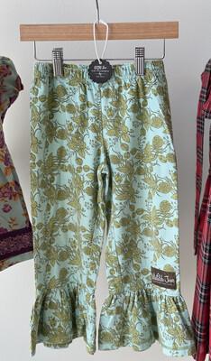 5 Mat J Floral Pant