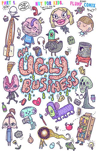 An Ugly Business Part 1 (Digital Comic)