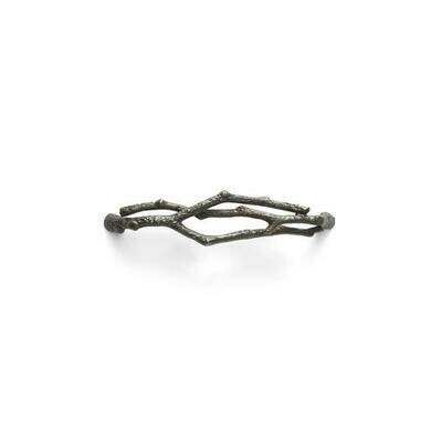 MICHAEL ARAM OXIDIZED TWIG CABINET /APPLIANCE PULL -12