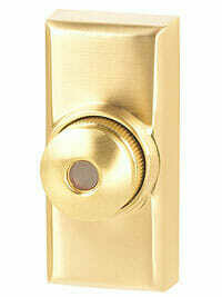 Von Morris Door Hardware Abington DoorBell
