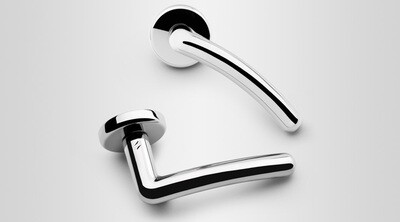 Colombo Design Door Lever SIRIO CD11NA-DOUBLE DUMMY