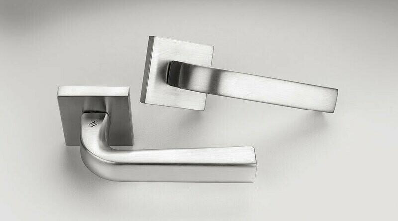 Colombo Design Door Lever PRIUS Handle MA11NA-DOUBLE DUMMY
