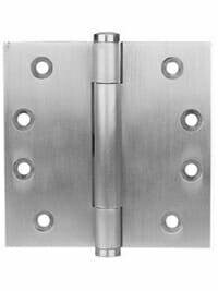 Von Morris Three Knuckle Lift off Door Hinge -3.5