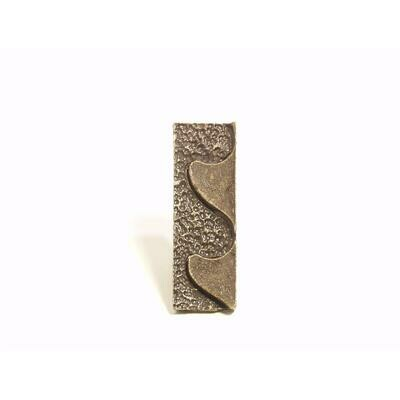 Emenee Decorative Cabinet Hardware Wave Facing Right 2