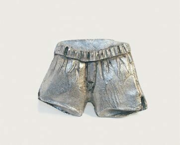 Emenee Decorative Cabinet Hardware Boxer Shorts 1-1/4