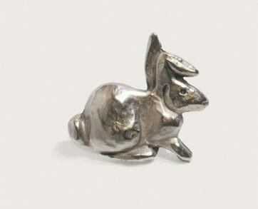 Emenee Decorative Cabinet Hardware Rabbit 1-7/8