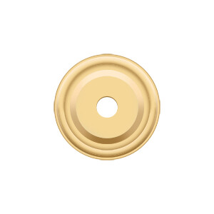 Deltana Architectural Hardware Knobs & Pulls Base Plate for Knobs, 1