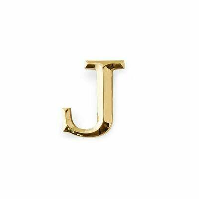 Michael Healy Designs Letter J Door Knocker - Brass