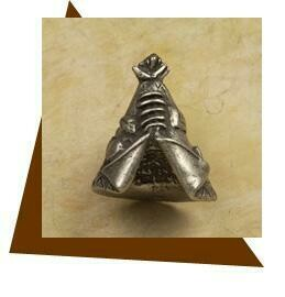 Anne At Home Teepee Cabinet Knob