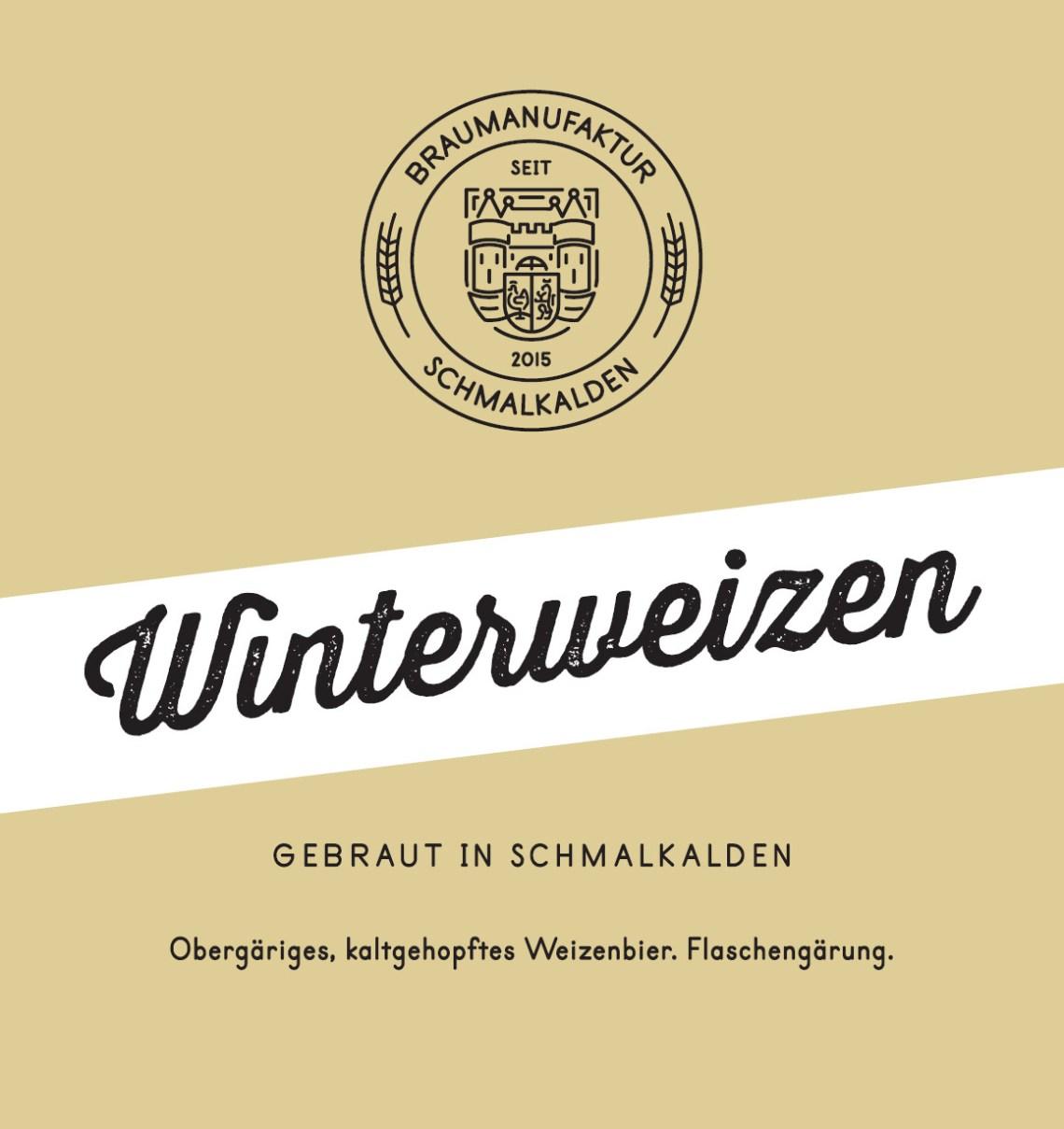 Winterweizen 0,75 Liter