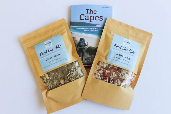 The Capes Guidebook + Two Risottos Bundle