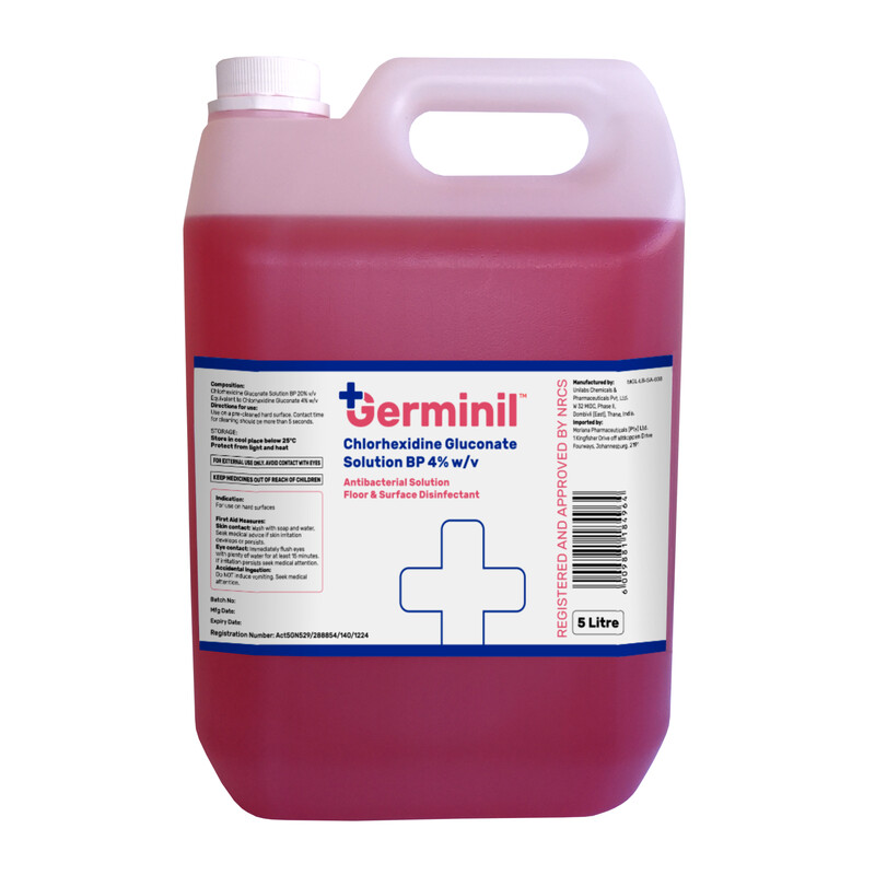 Germinil Disinfectant 5L