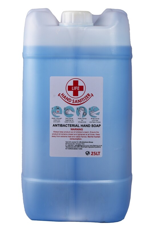 Anti-Bacterial Hand Wash Soap 25L