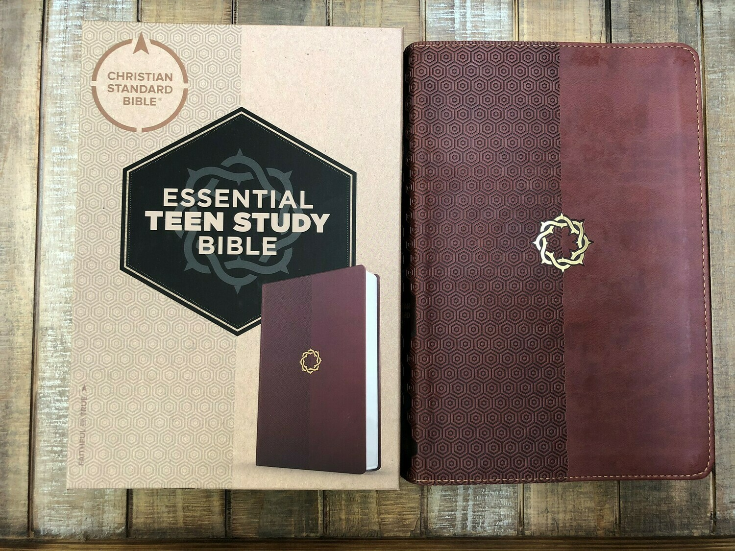 CSB Essential Teen Study Bible