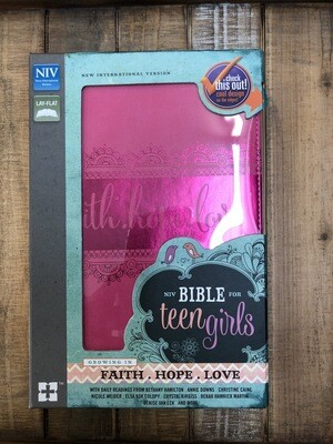 NIV Teen Girls Study Bible