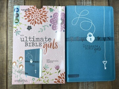 NIV Ultimate Bible For Girls