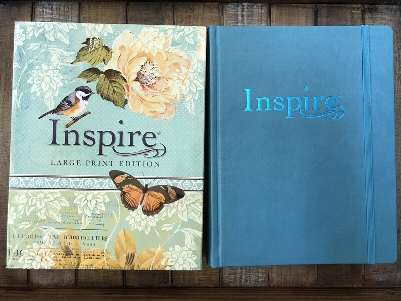 Inspire Large Print