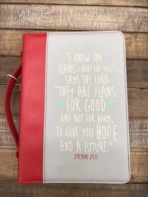 Jere. 29:11 Thinline Bible Cover