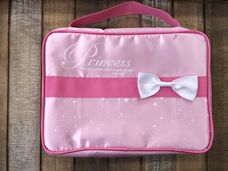 Princess Pink Bible Cover