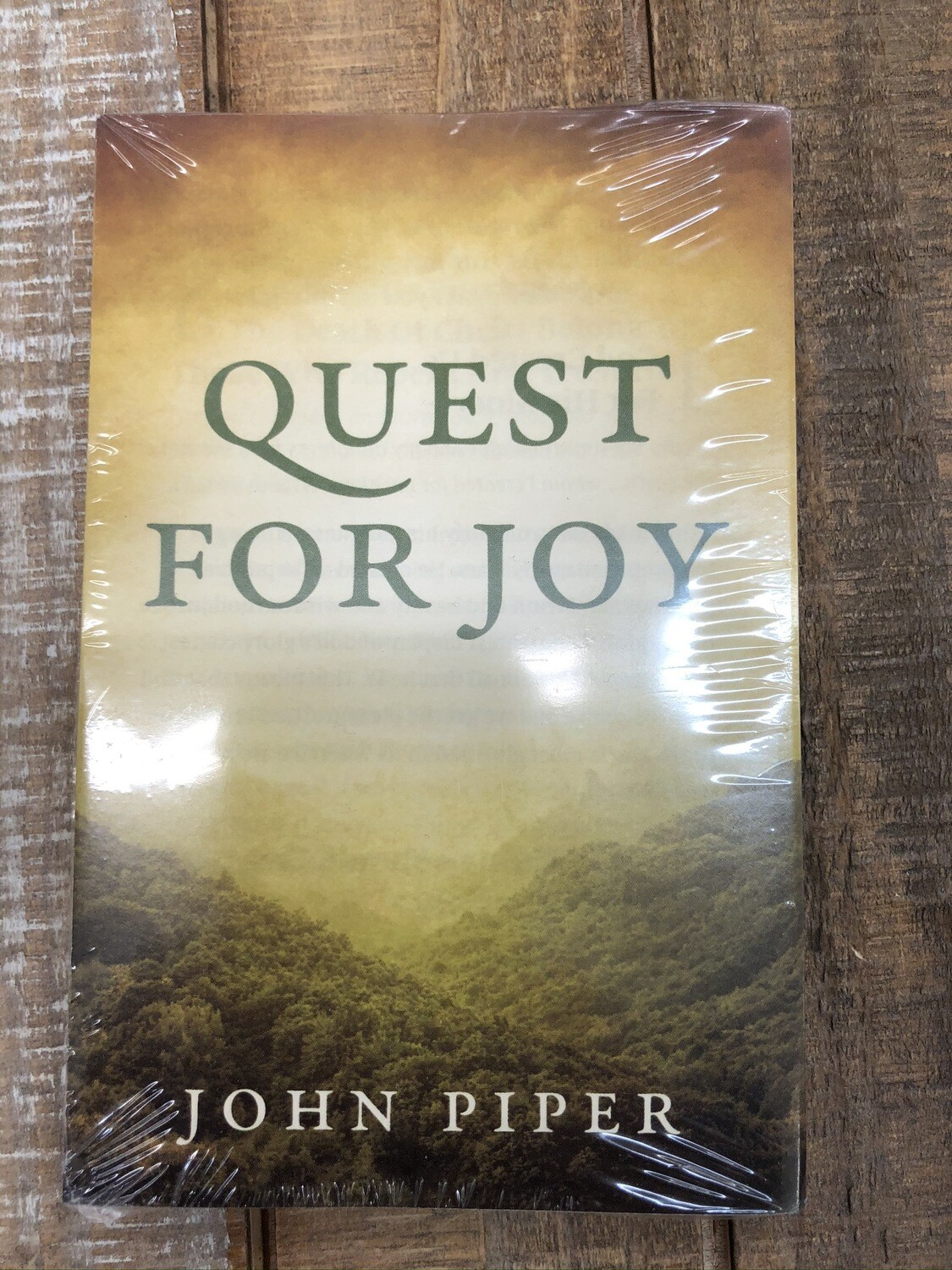Quest for Joy Tract