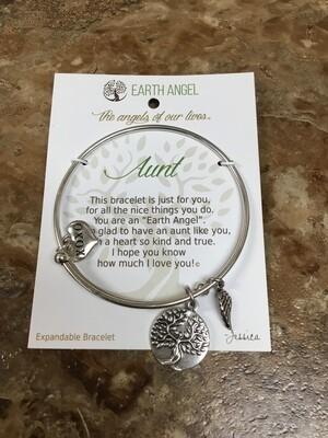 Aunt Bracelet Silver