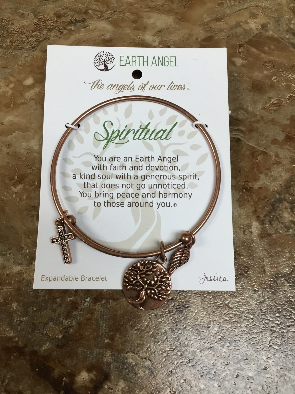 Spiritual Bracelet Copper