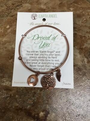 Proud Of You Bracelet Copper