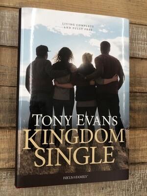 Kingdom Single Tony Evans