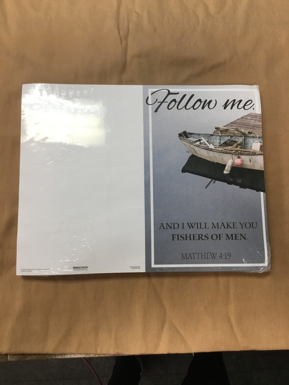 Bulletin Fishers Of Men