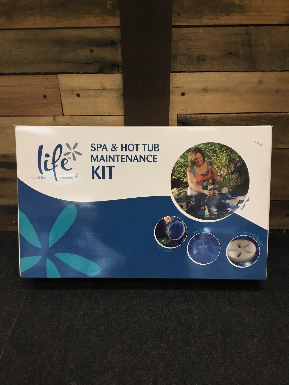 Spa&Hot Tub Maintenance Kit