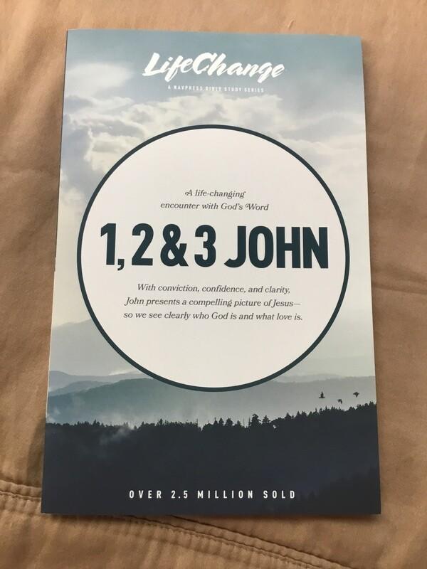 1, 2 & 3 John
