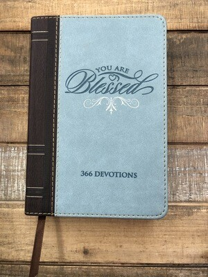 Blessed 366 Devotions for Women
