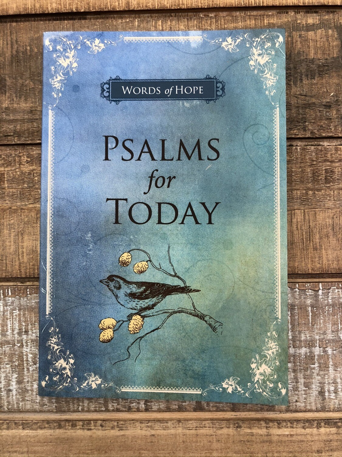 Psalms for Today Booklet