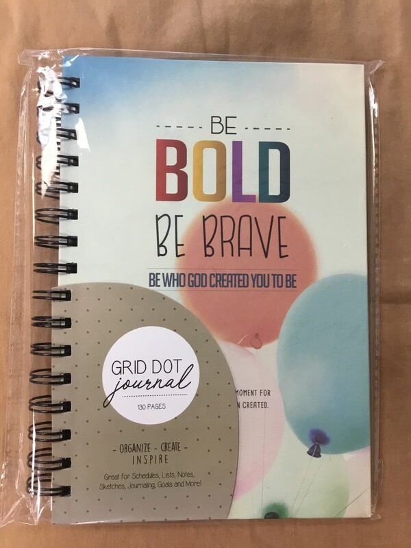 Be Bold Journal