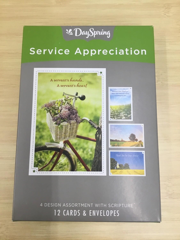 Service Appreciation