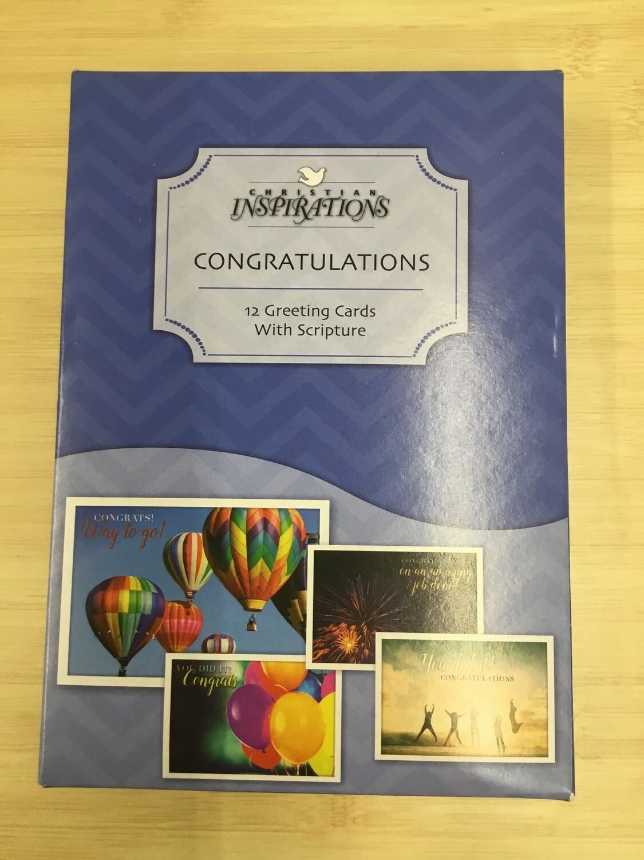 Inspirations Congratulations Balloons