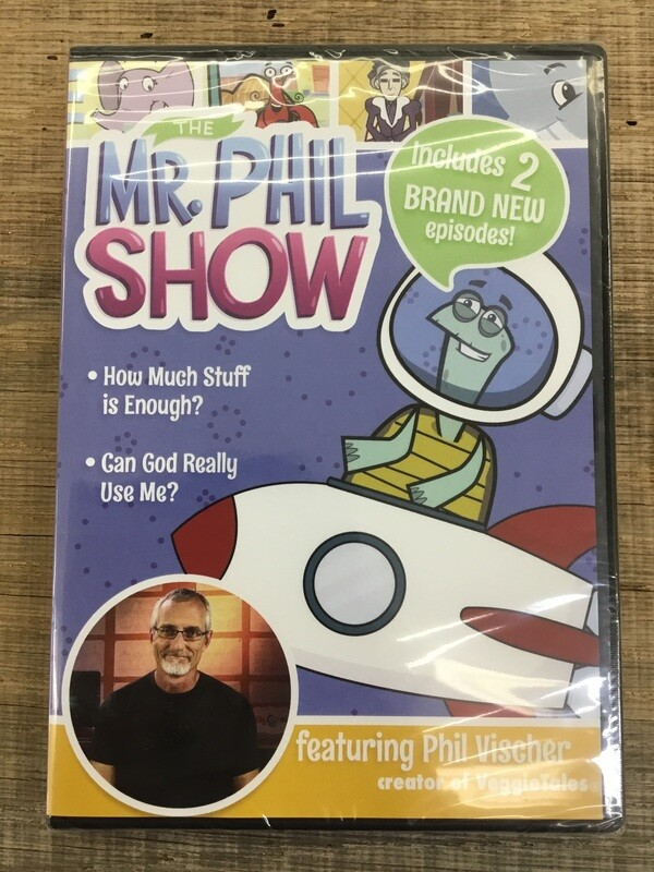Mr Phil Vol 3