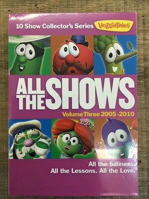 All the Shows Vol. 3