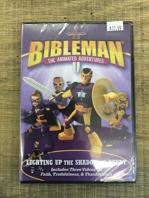 Bibleman DVD