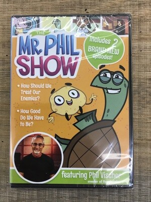 Mr Phil Vol 5
