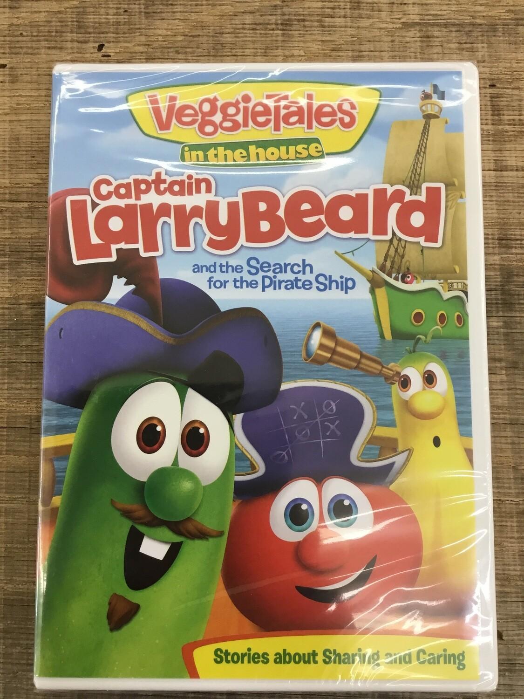 VeggieTales Captain Larrybeard