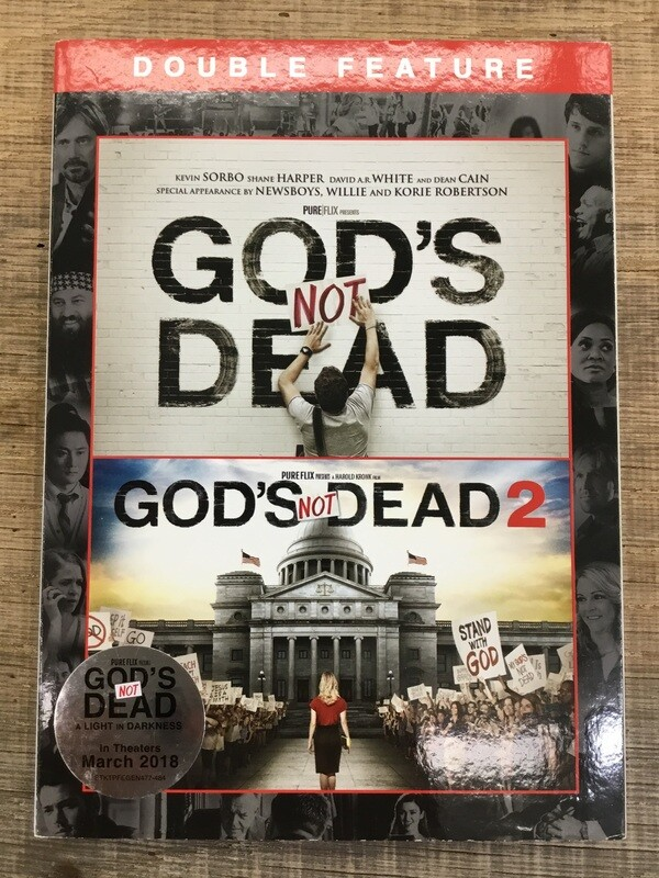 Gods Not Dead 1 & 2