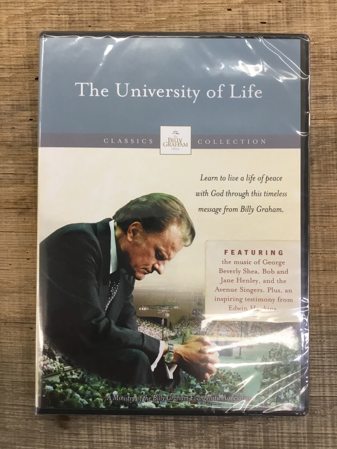 Univ Of Life Billy Graham