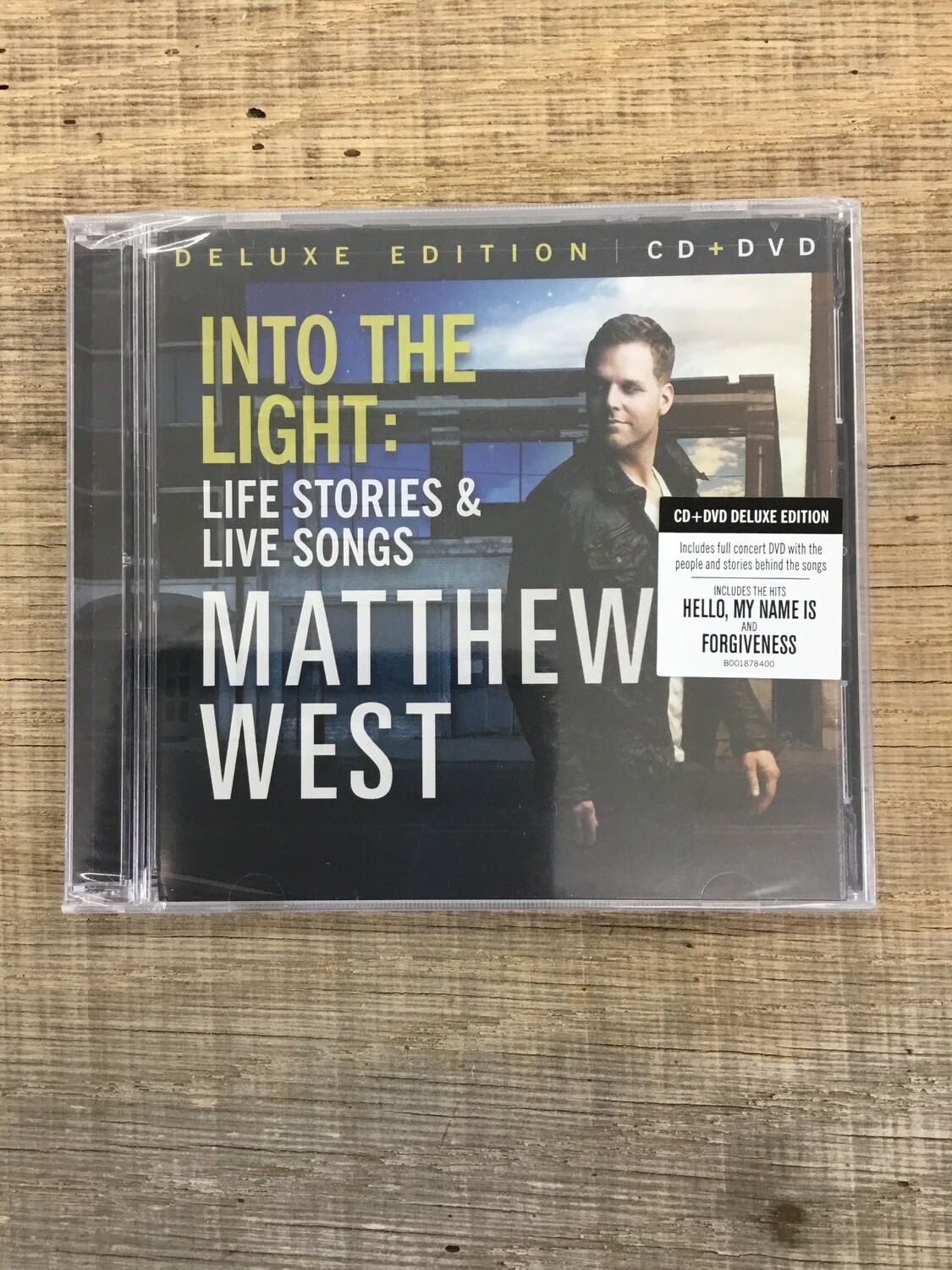 Into the Light:Life Stories and Live Songs