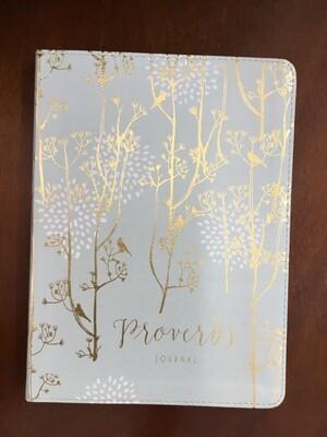 Proverbs Leatherlike Journal