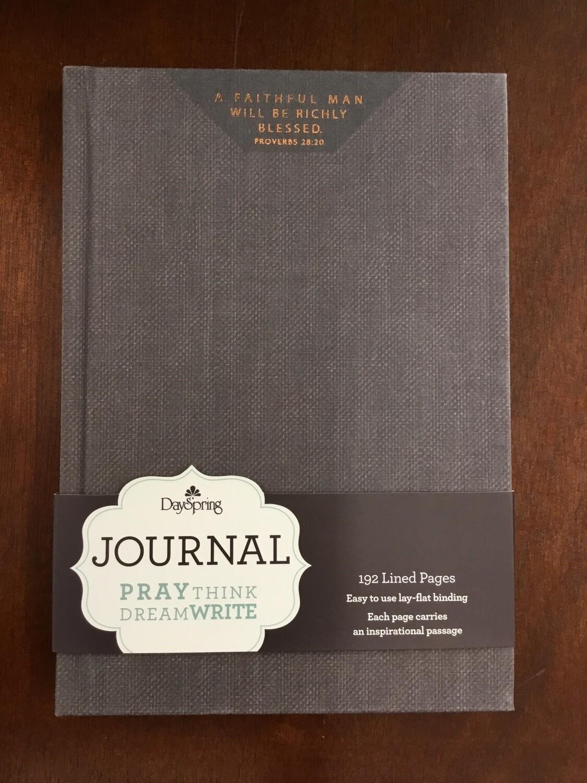 A Faithful Man Journal