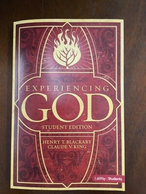 Expeiencing God Student Book