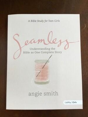 Seamless Teen Girls Study Book