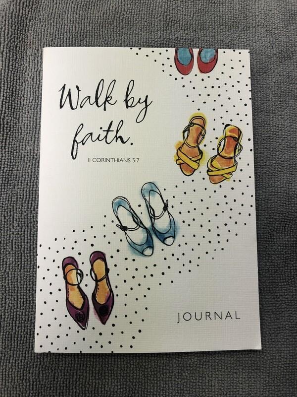 Walk by Faith Journal