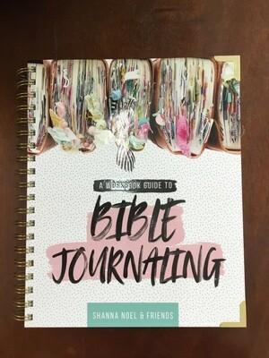 Workbook Guide To Bible Journaling